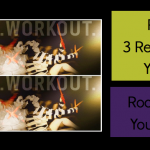 POUND: 3 Reasons Why You Must Rockout While You Workout!