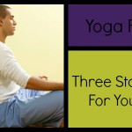 Yoga For Two: Three Starter Poses For You & Yours