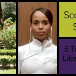 Scandal-ous Secrets: 5 Tips To Be Fit Like Olivia Pope