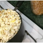 Let's Get It Poppin' : Stovetop Popcorn Recipe